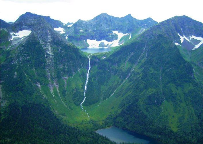 Кинзелюкский водопад 5