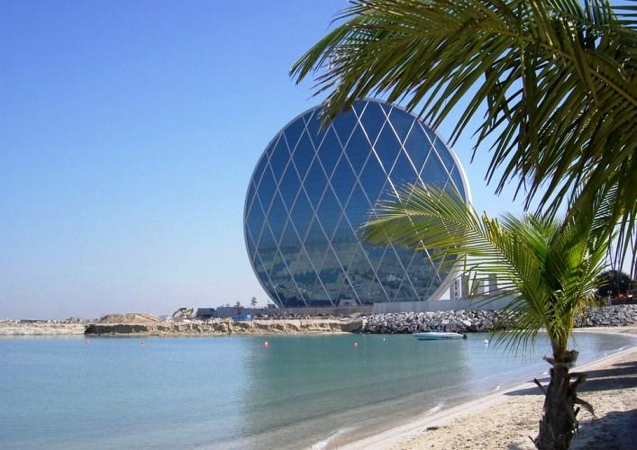 Отель в Абу-Даби 2