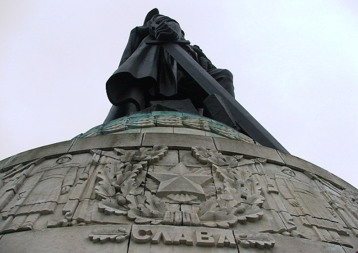 Памятник советскому солдату 3