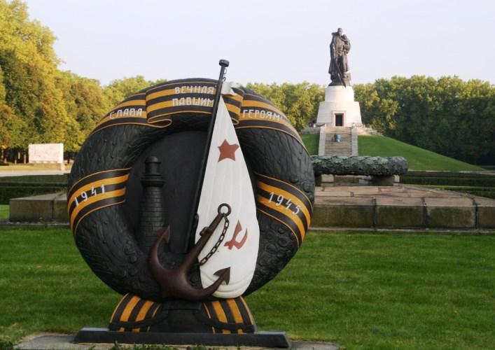 Памятник советскому солдату 5