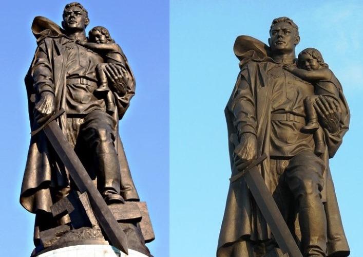 Памятник советскому солдату 6