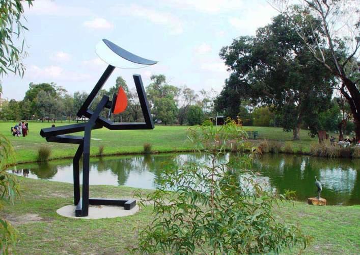 Парк скульптур 2