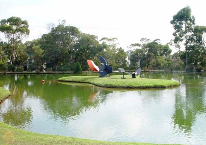 Парк скульптур 5
