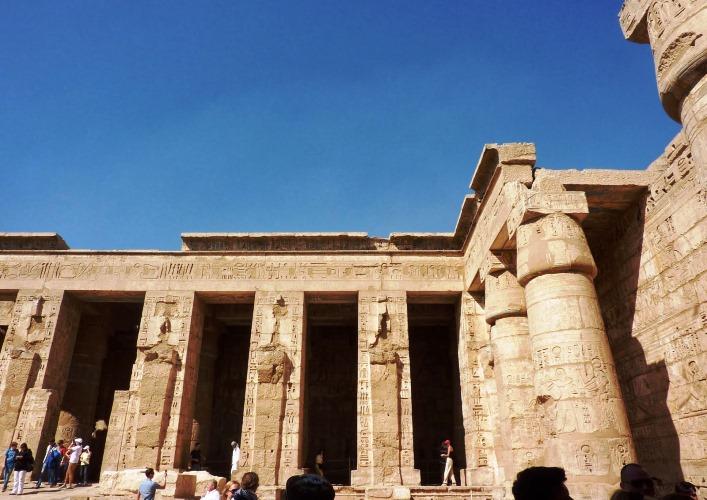 Храм в Луксоре 4