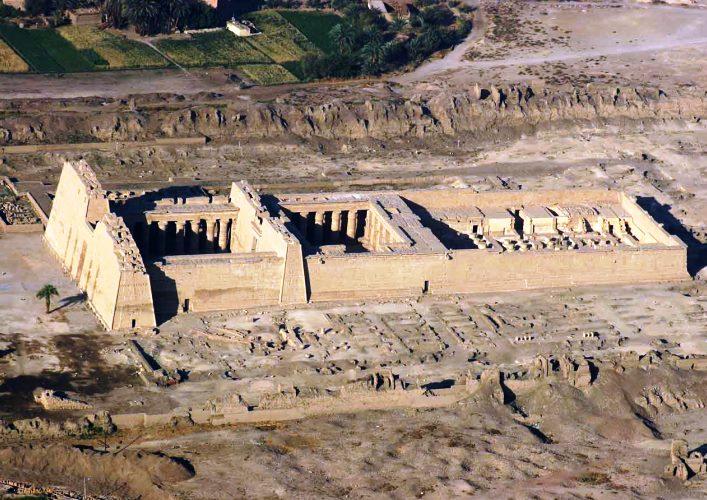 Храм в Луксоре 5