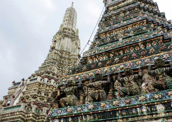 Буддийский храм 2