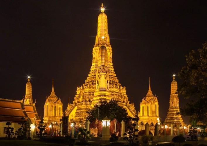 Буддийский храм 5