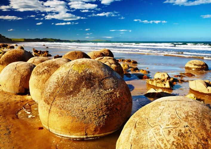 Каменные шары 3