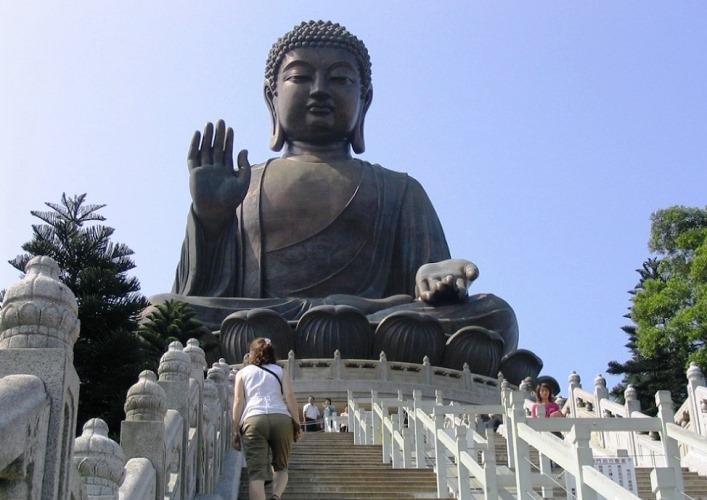 Статуя Будды 2