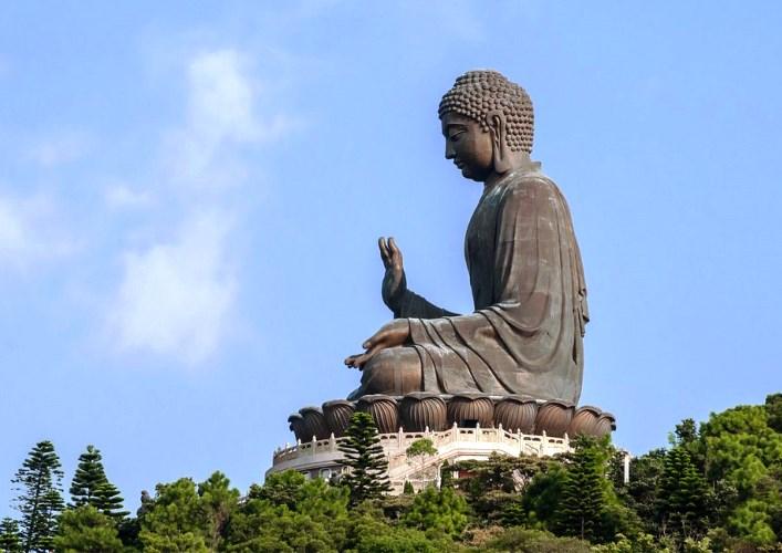 Статуя Будды 4