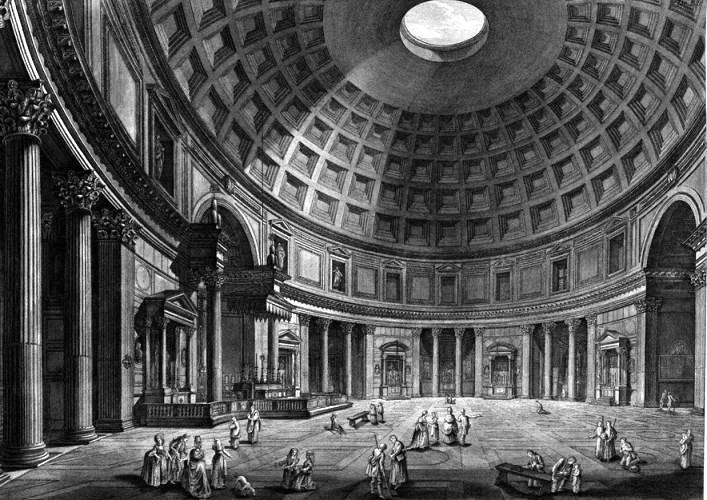 Храм Пантеон 4