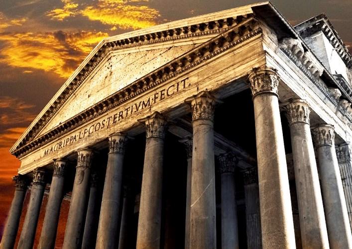 Храм Пантеон 5