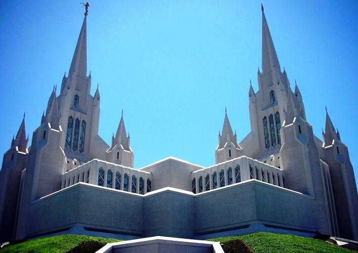 Храм мормонов Сан-Диего и другие достопримечательности Америки 2