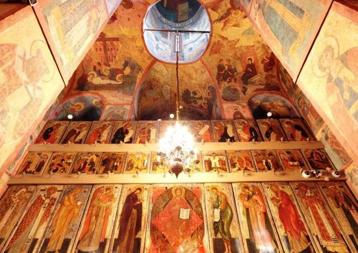 Церковь Московского Кремля 2