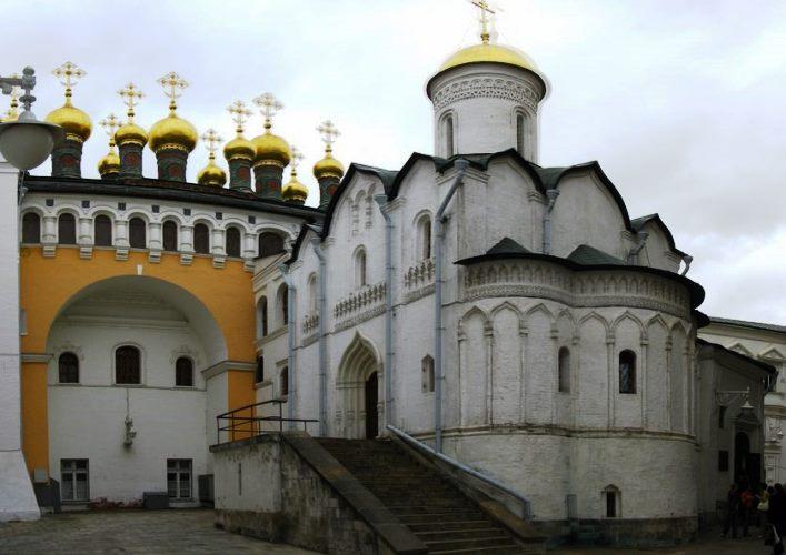 Церковь Московского Кремля 3