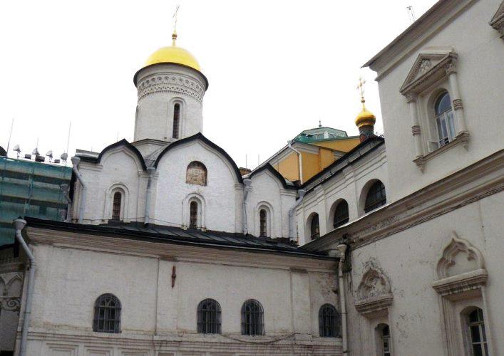Церковь Московского Кремля 4