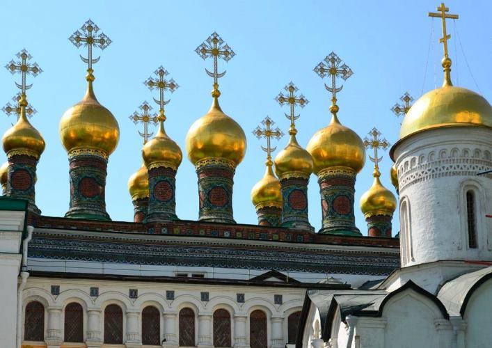 Церковь Московского Кремля 5