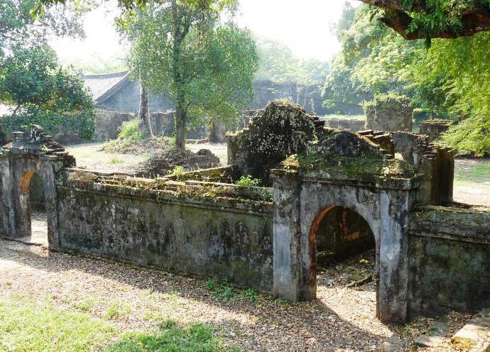 Гробница императора 4