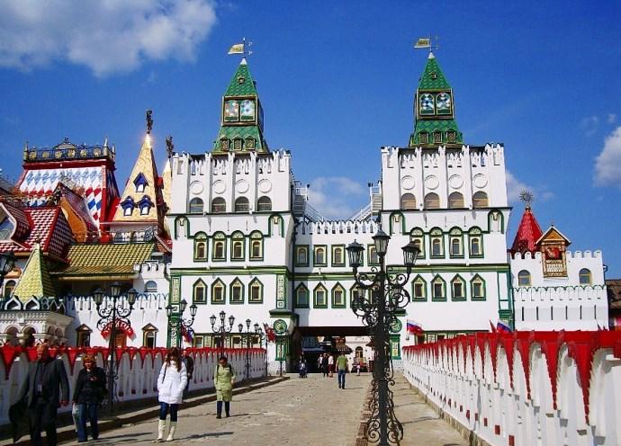 Измайловский кремль 2