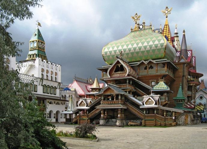 Измайловский кремль 4