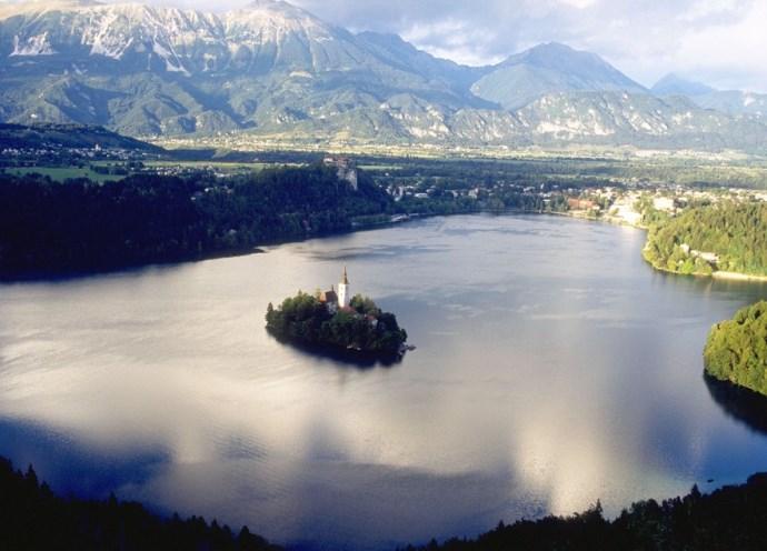 Озеро Блед 2