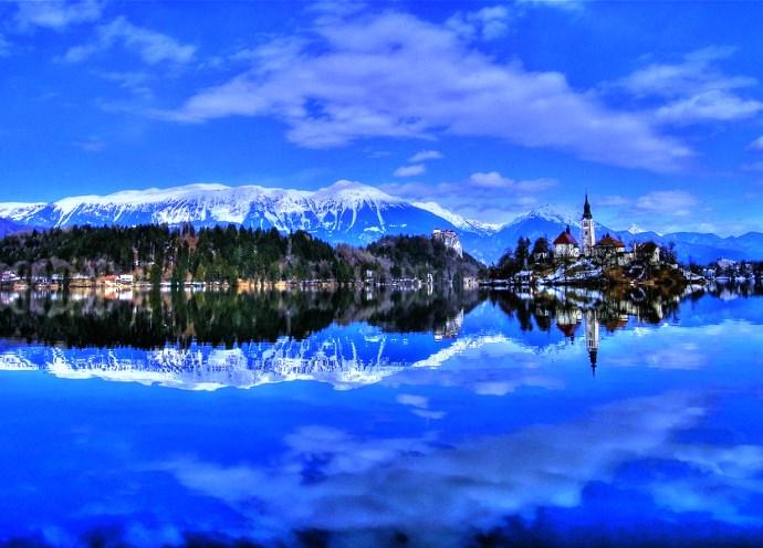 Озеро Блед 5