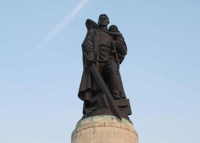 Памятники Великой Отечественной войны 2