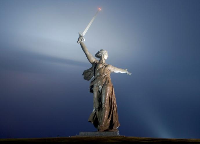 Памятники Великой Отечественной войны 5