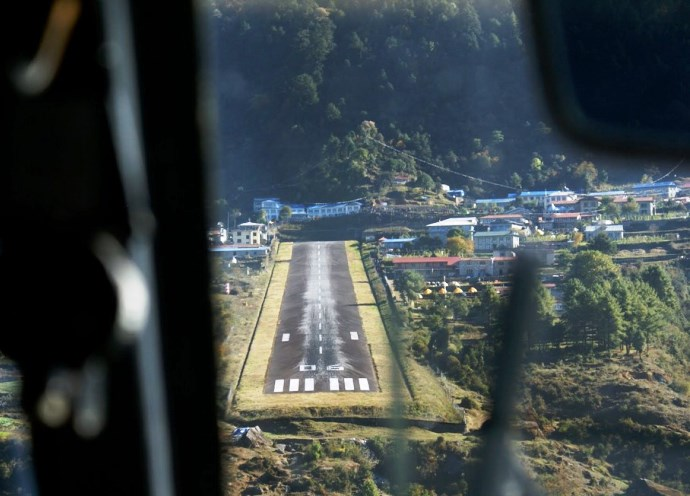 Путешествие в Непал или как приземлиться на 500 метров 2