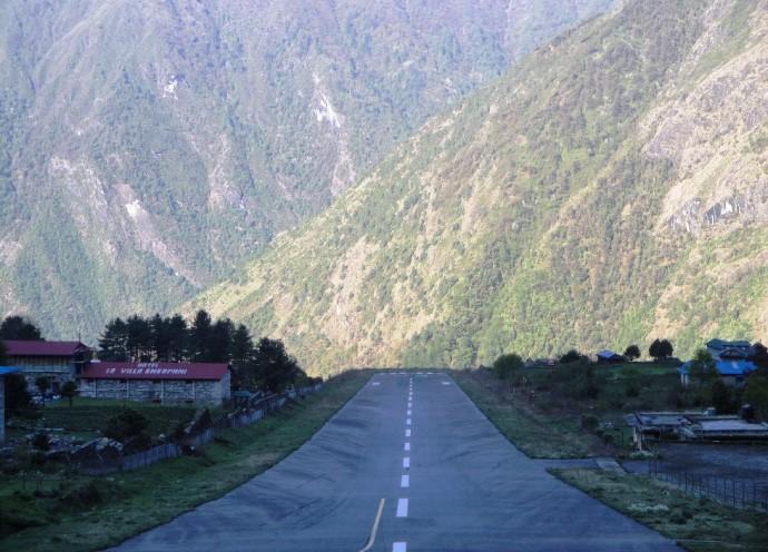 Путешествие в Непал или как приземлиться на 500 метров 3