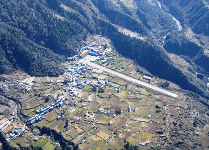 Путешествие в Непал или как приземлиться на 500 метров 4