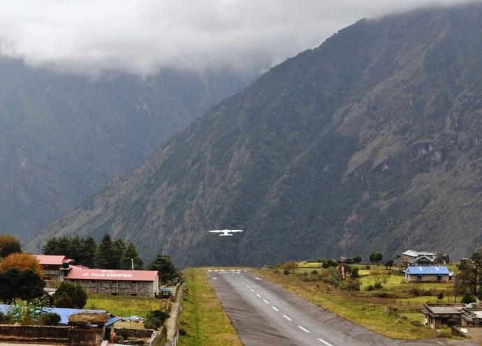 Путешествие в Непал или как приземлиться на 500 метров 5