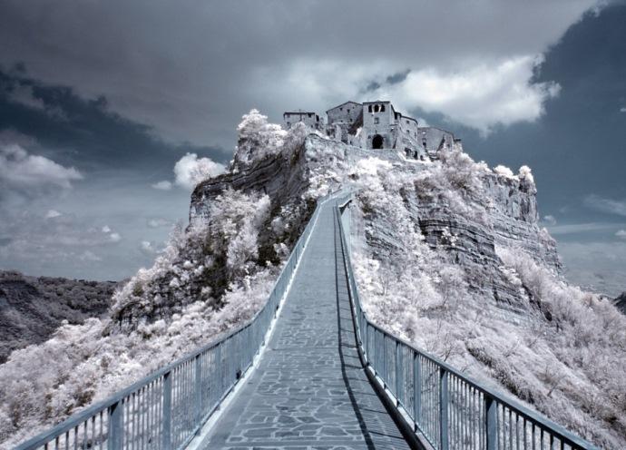 Город древних славян Чивита ди Баньореджо 4