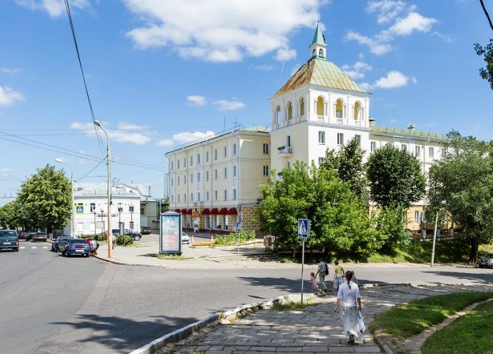 Лучшие отели и гостиницы Золотого кольца России 2