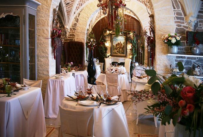 Лучший ресторан для свиданий 5