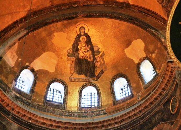 Отдых в Турции Храм Святой Софии 2