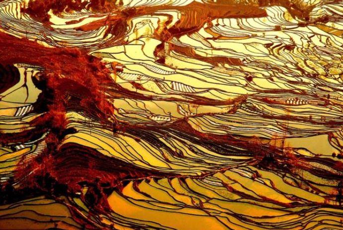 Путешествие к хранителю рисовых палей в Юньнань  2