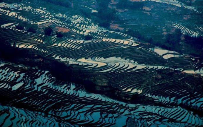 Путешествие к хранителю рисовых палей в Юньнань  4