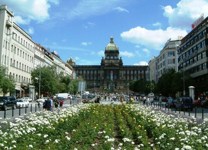 Ранняя весна в Вене и Праге 4