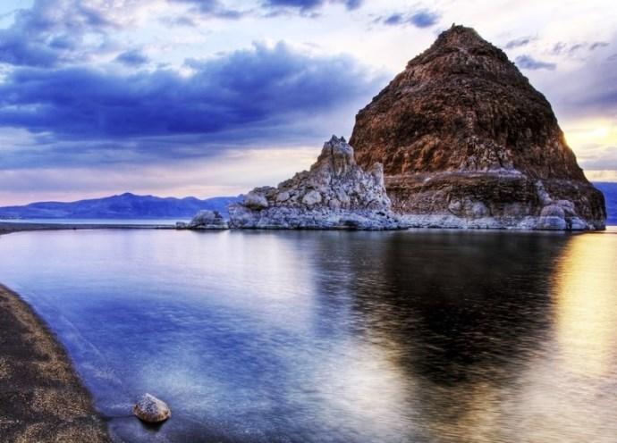 Что прячет Америка в Озере Пирамид 2