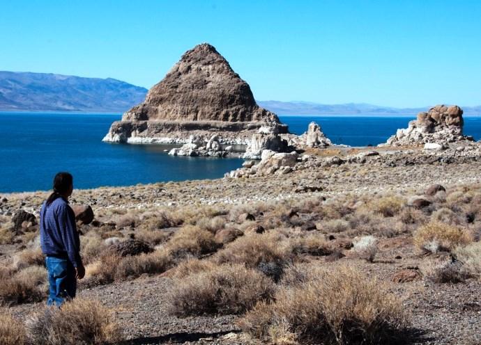 Что прячет Америка в Озере Пирамид 5
