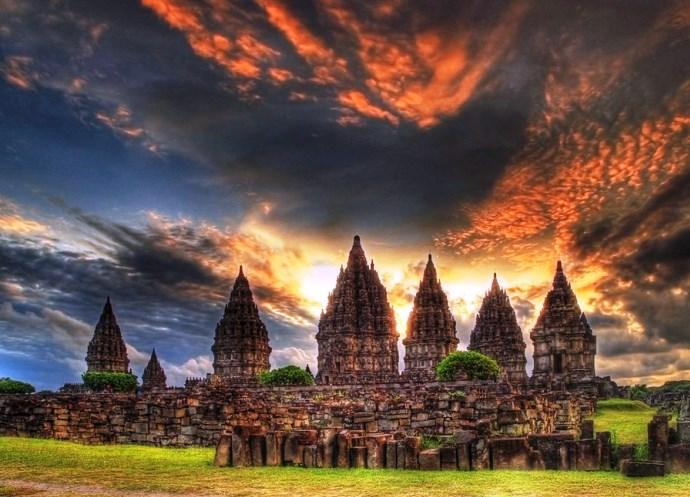 храм у подножья Мерапи или почему нас манит Азия 5