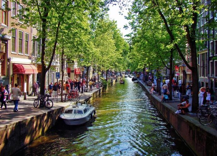 Особенности культуры Амстердама 4