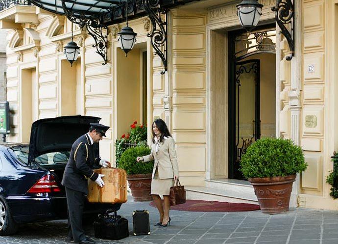 Путешествие в Вечный город римские отели и главные достопримечательности 2