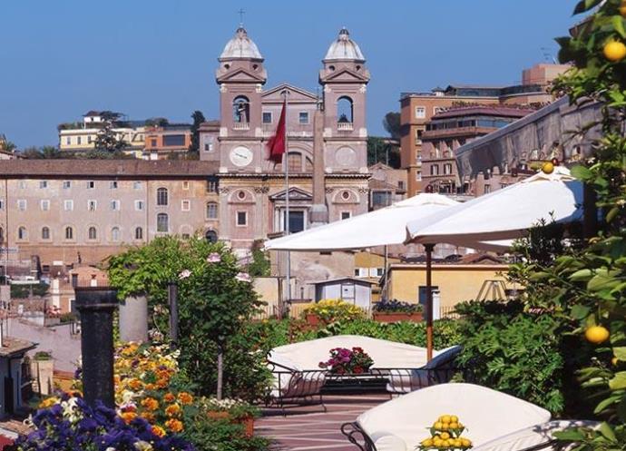 Путешествие в Вечный город римские отели и главные достопримечательности 3