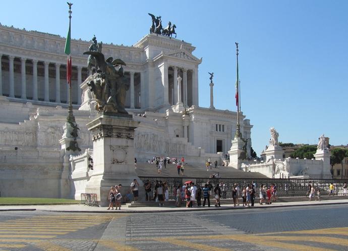 Путешествие в Вечный город римские отели и главные достопримечательности 5