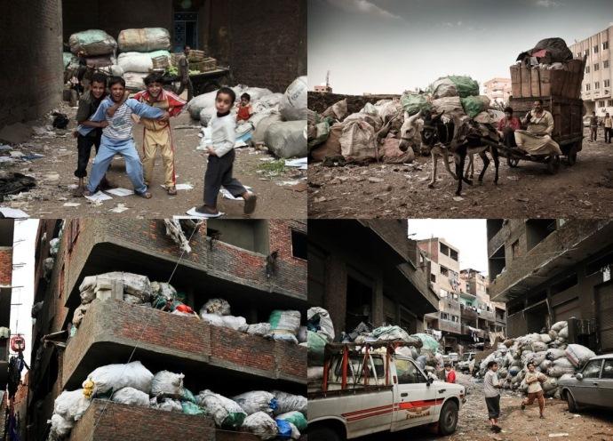 Путешествие в Каир небоскребы и трущобы 3