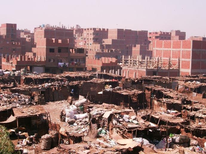 Путешествие в Каир небоскребы и трущобы 4