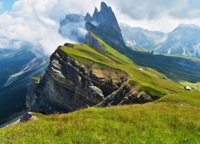 Доломитовые Альпы 2