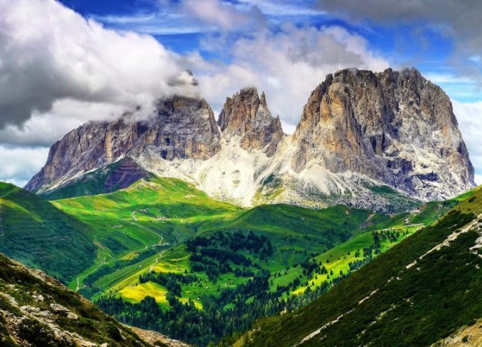 Доломитовые Альпы 3